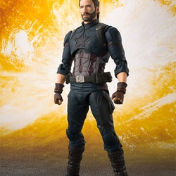 Marvel, Captain America, Avengers: Infinity War, S.H.Figuarts