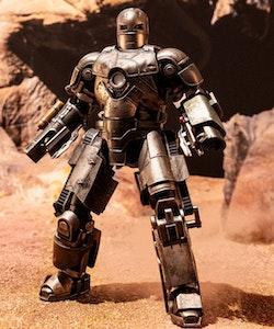 PRE-ORDER ETA 2020/11 - Iron Man MK-1, Birth of Iron Man, S.H.Figuarts