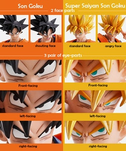Dragon Ball Z, Son Goku, Imagination Works