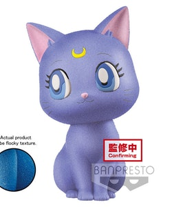PRE-ORDER ETA 2020/12 - Sailor Moon Eternal , Luna Fluffy Puffy
