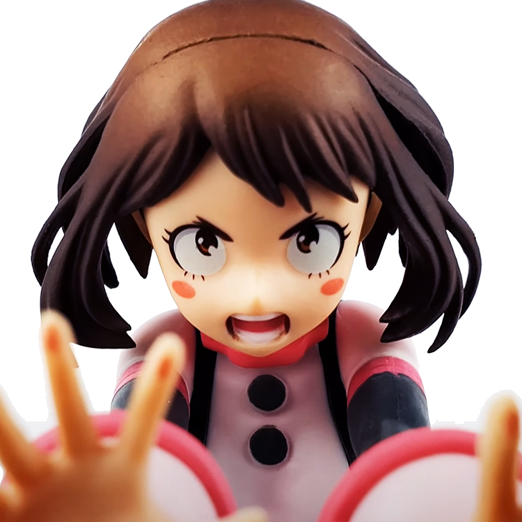 My Hero Academia, Uraraka Ochako, The Amazing Heroes Vol.7