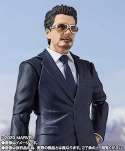 PRE-ORDER ETA 2020/11 - Tony Stark, Birth of Iron Man, S.H.Figuarts