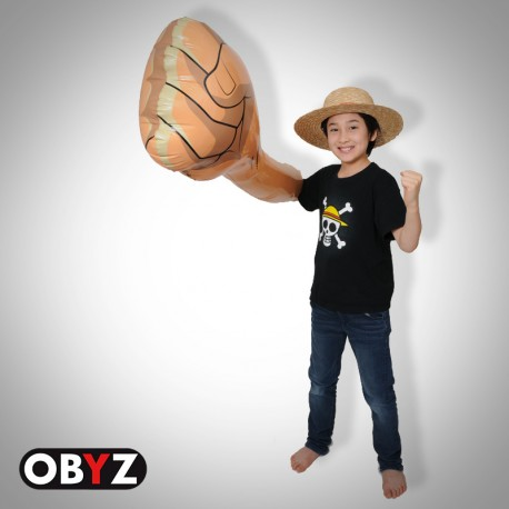 One Piece, Luffy's Uppblåsbara Arm