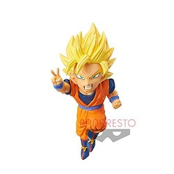 Dragon Ball, SS 2 Goku, WCF, Dokkan Battle 5th Anniversary