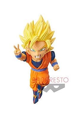 Dragon Ball, SS 2 Goku, WCF, Dokkan Battle 5th Anniversary