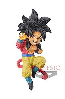 Dragon Ball, SS 4 Goku, WCF, Dokkan Battle 5th Anniversary