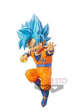 Dragon Ball, SS God SS Goku, WCF, Dokkan Battle 5th Anniversary