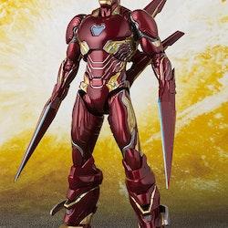 Marvel Avengers: Infinity War Iron Man MK-50 Nano-Weapon Set S.H.Figuarts