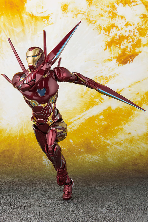 Marvel, Iron Man Mark50, Avengers: Infinity War, S.H.Figuarts
