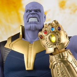 Marvel Avengers: Infinity War Thanos S.H.Figuarts