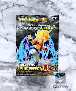Dragon Ball, SS Gogeta, WCF, Plus Effect