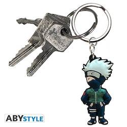 Naruto Shippuden Kakashi PVC Keychain