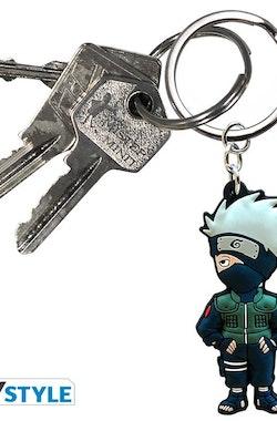 Naruto Shippuden, Kakashi PVC Nyckelring