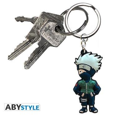 Naruto Shippuden, Kakashi PVC Keychain
