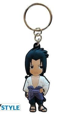 Naruto Shippuden, Sasuke PVC Nyckelring