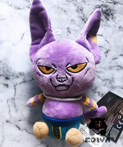 Dragon Ball Beerus Plush Toy