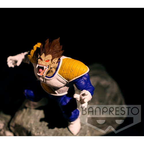 Dragon Ball Ohzaru Vegeta Creator x Creator