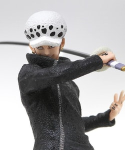 One Piece 20th History Trafalgar Law Figure