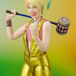 DC Comics Birds of Prey Harley Quinn S.H.Figuarts