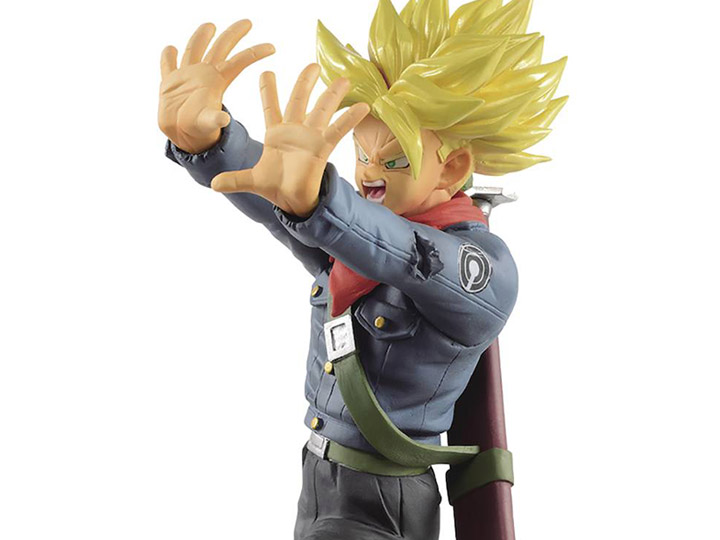 Dragon Ball Super Trunks Galick Gun