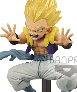 Dragon Ball, Super Saiyan Gotenks, Super Warrior Vol.8