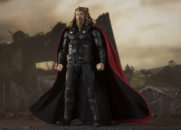 Marvel Avengers: Endgame Thor (Final Battle Edition) S.H.Figuarts