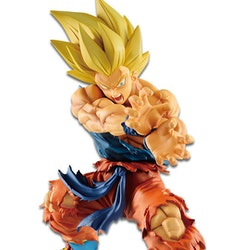 Dragon Ball Legends Collab Kamehameha Son Goku Figure