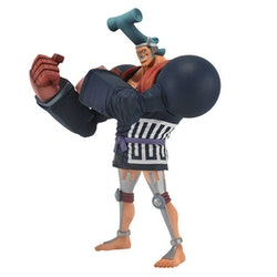 PRE-ORDER ETA 2021/2 - One Piece, Franky, DXF The Grandline Men, Wano Kuni Vol.8
