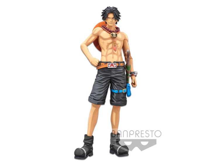 PRE-ORDER ETA 2021/2 - One Piece, Portgas D. Ace, Grandista Manga Dimensions