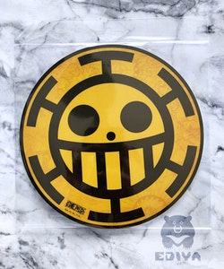 One Piece Trafalgar Law Mousepad