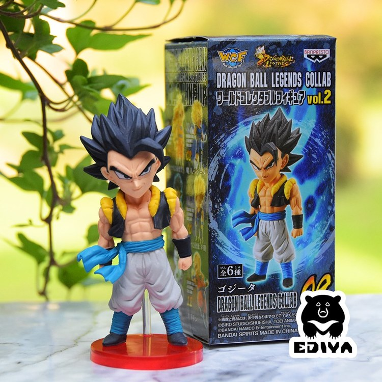 Dragon Ball, Gogeta, WCF, Legends Collab vol.2