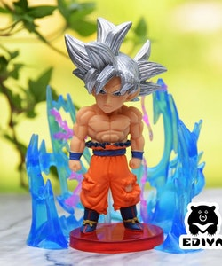 Dragon Ball, Ultra Instinct Goku, WCF, Plus Effect