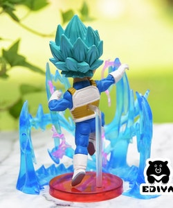 Dragon Ball, SS God SS Vegeta, WCF, Plus Effect