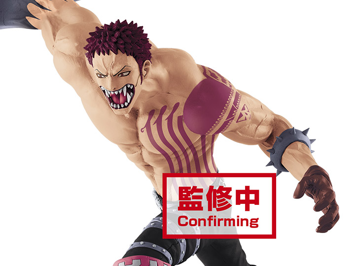 PRE-ORDER ETA 2020/8 - One Piece, Charlotte Katakuri, Battle Record Collection