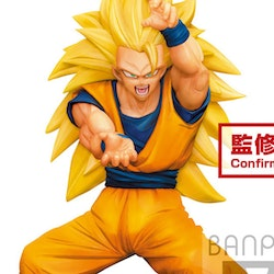 Dragon Ball, Super Saiyan 3 Goku, Super Warrior Vol.4