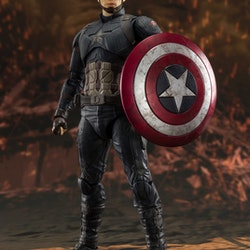 Marvel Avengers: Endgame Captain America (Final Battle Edition) S.H.Figuarts