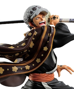 One Piece Trafalgar Law Ichibansho - Full Force