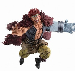 PRE-ORDER ETA 2021/3 - One Piece Eustass Kid (Ha no Yakudo) Figure