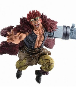 One Piece Eustass Kid (Ha no Yakudo) Ichibansho
