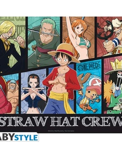 One Piece New World Mousepad