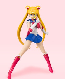 Sailor Moon Sailor Moon (Animation Color Edition) S.H.Figuarts