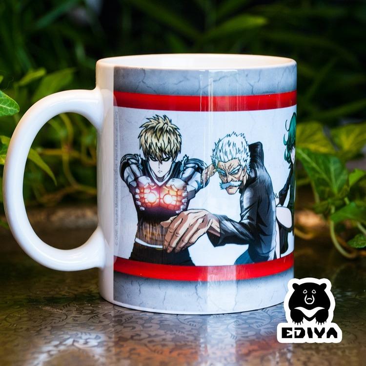 One Punch Man Mug 320ml