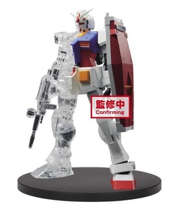 Mobile Suit Gundam Internal Structure RX-78-2 Gundam Weapon Ver.