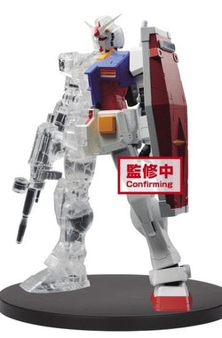 Mobile Suit Gundam Internal Structure RX-78-2 Gundam Weapon Ver. A