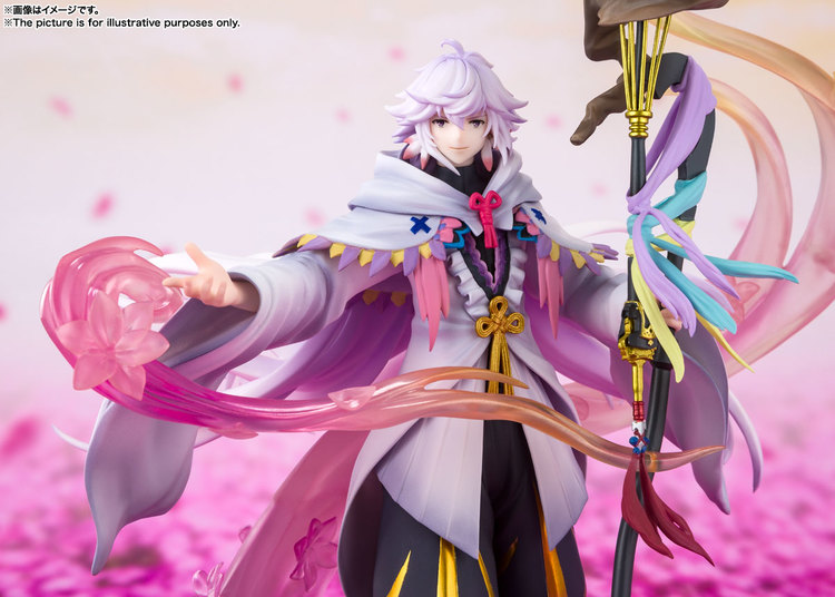 Fate/GO Merlin The Mage of Flowers