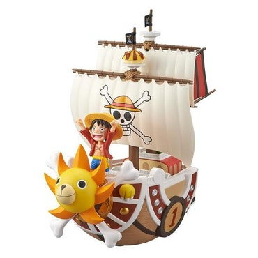 One Piece Thousand Sunny Ship Mega World Collectable Figure