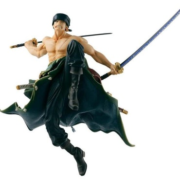 One Piece Roronoa Zoro Scultures Big World Figure Colosseum Vol.1