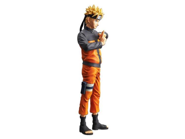 PRE-ORDER ETA 2021/2 - Naruto Naruto Uzumaki Grandista Nero