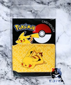 Pikachu Card Holder
