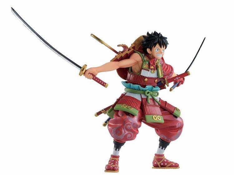 One Piece Armor Warrior Luffytaro (Luffy) Ichibansho Wano Kuni Vol.2